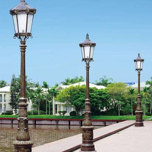 庭院灯多少钱