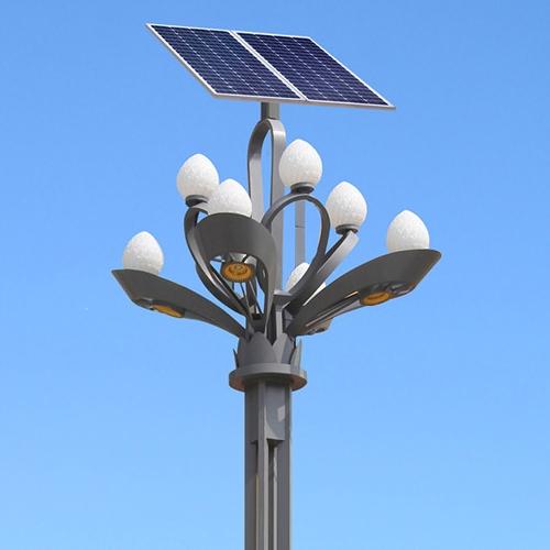 泰州led太阳能庭院灯